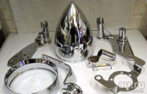 Электрохимическая полировка нержавеющей стали в домашних условиях