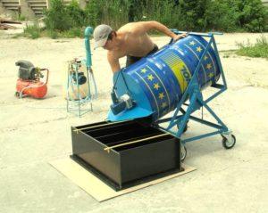 Технология изготовления пеноблоков в домашних условиях