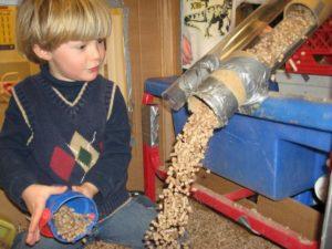 Пеллеты своими руками в домашних условиях