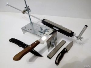 Как сделать ножеточку своими руками