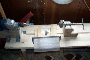Самодельные мини станки для домашней мастерской