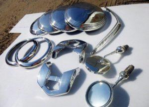 Металлизация пластмасс в домашних условиях