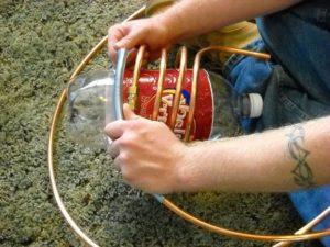 Как согнуть латунную трубку в домашних условиях