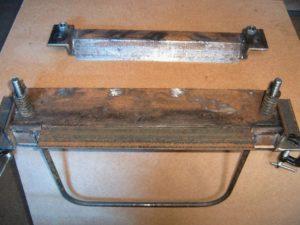 Станок для загиба листового металла своими руками