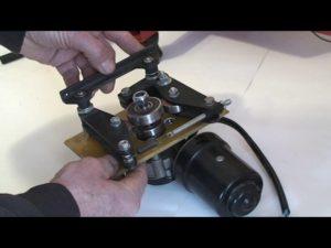 Протяжный механизм для полуавтомата своими руками