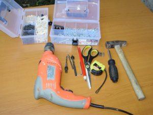 Инструменты для сборки мебели своими руками