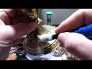 Как посеребрить медь в домашних условиях