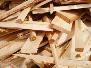 Что можно производить из отходов древесины?