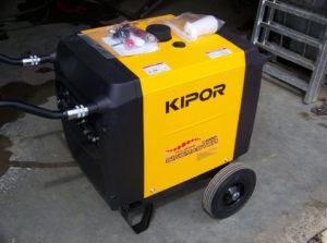 Как подобрать генератор для сварочного инвертора?