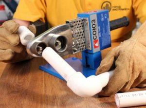 Как пользоваться аппаратом для сварки пластиковых труб