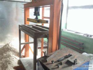 Производство резиновой плитки своими руками