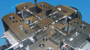 Изготовление пресс форм для литья алюминия
