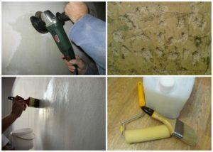 Можно ли класть плитку на водоэмульсионную краску?