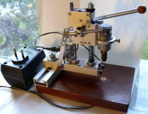 Самодельная сверлилка для печатных плат