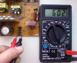Должен ли прозваниваться резистор?