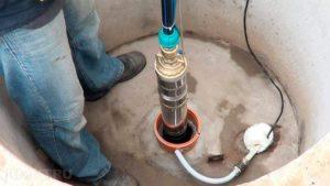 Почему не отключается насос в скважине?