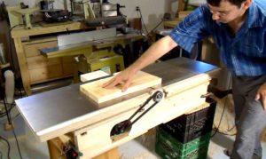 Деревообрабатывающие станки для домашней мастерской своими руками