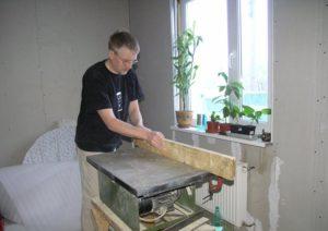 Изготовление вагонки на циркулярке