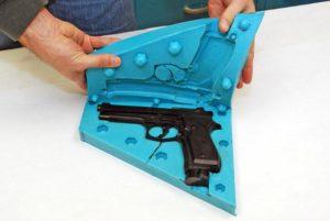 Жидкий пластик для изготовления копий пластмассовых деталей