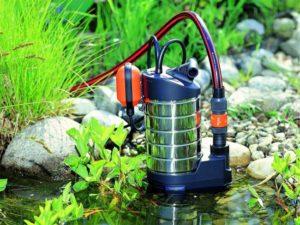 Дренажный насос для грязной воды как выбрать?