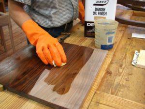 Как полировать дерево в домашних условиях