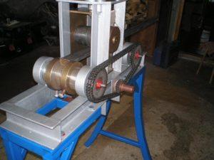 Самодельный прокатный станок для профильной трубы