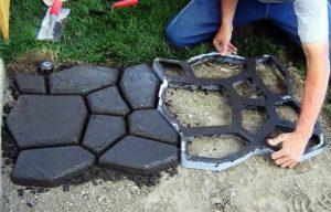Какой цемент лучше для тротуарной плитки?