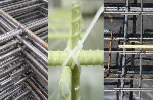 Можно ли вязать арматуру пластиковыми хомутами?