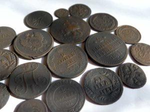 Как сделать патину на медной монете