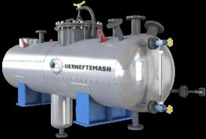Емкостное оборудование для нефтяной промышленности