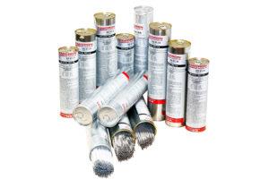 Электроды по алюминию для дуговой сварки