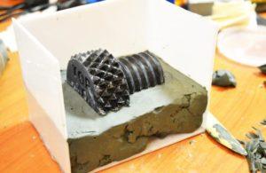 Литье в силиконовые формы в домашних условиях