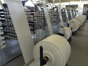 Изготовление мешков из полипропилена