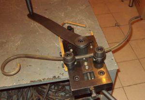 Инструмент для холодной ковки металла своими руками