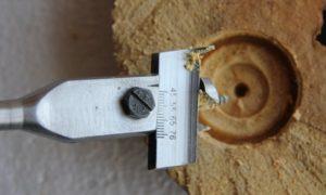 Самодельное сверло по дереву большого диаметра