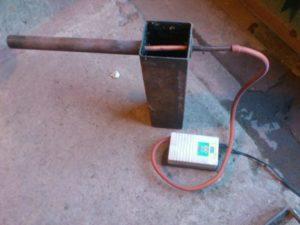 Как сделать генератор дыма своими руками