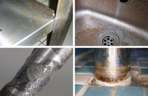 Ржавеет ли оцинкованная сталь?