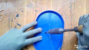 Как запаять пластмассу в домашних условиях