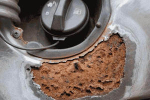 Как остановить коррозию металла?