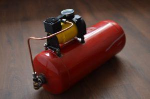 Как сделать ресивер для компрессора своими руками