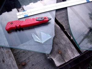 Чем можно резать стекло кроме стеклореза?