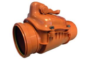 Обратный клапан для канализации своими руками