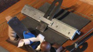 Как заточить ножи электрорубанка самому