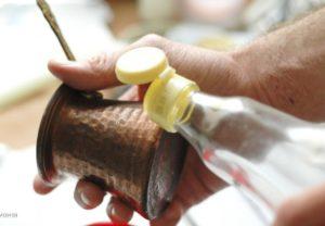 Как почистить медную турку в домашних условиях