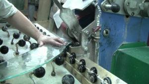 Станок для шлифовки стекла своими руками