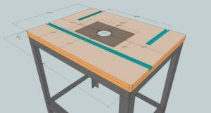 Универсальный фрезерный стол своими руками