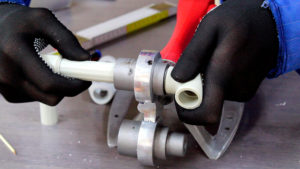 Сварка металлопластиковых труб своими руками