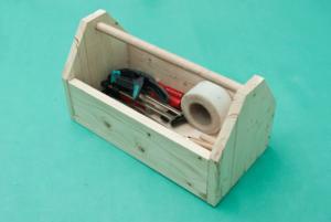 Как сделать ящик под инструменты своими руками