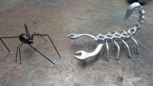Что можно сварить из металла своими руками