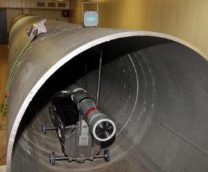 Рентгенографический контроль сварных соединений трубопроводов